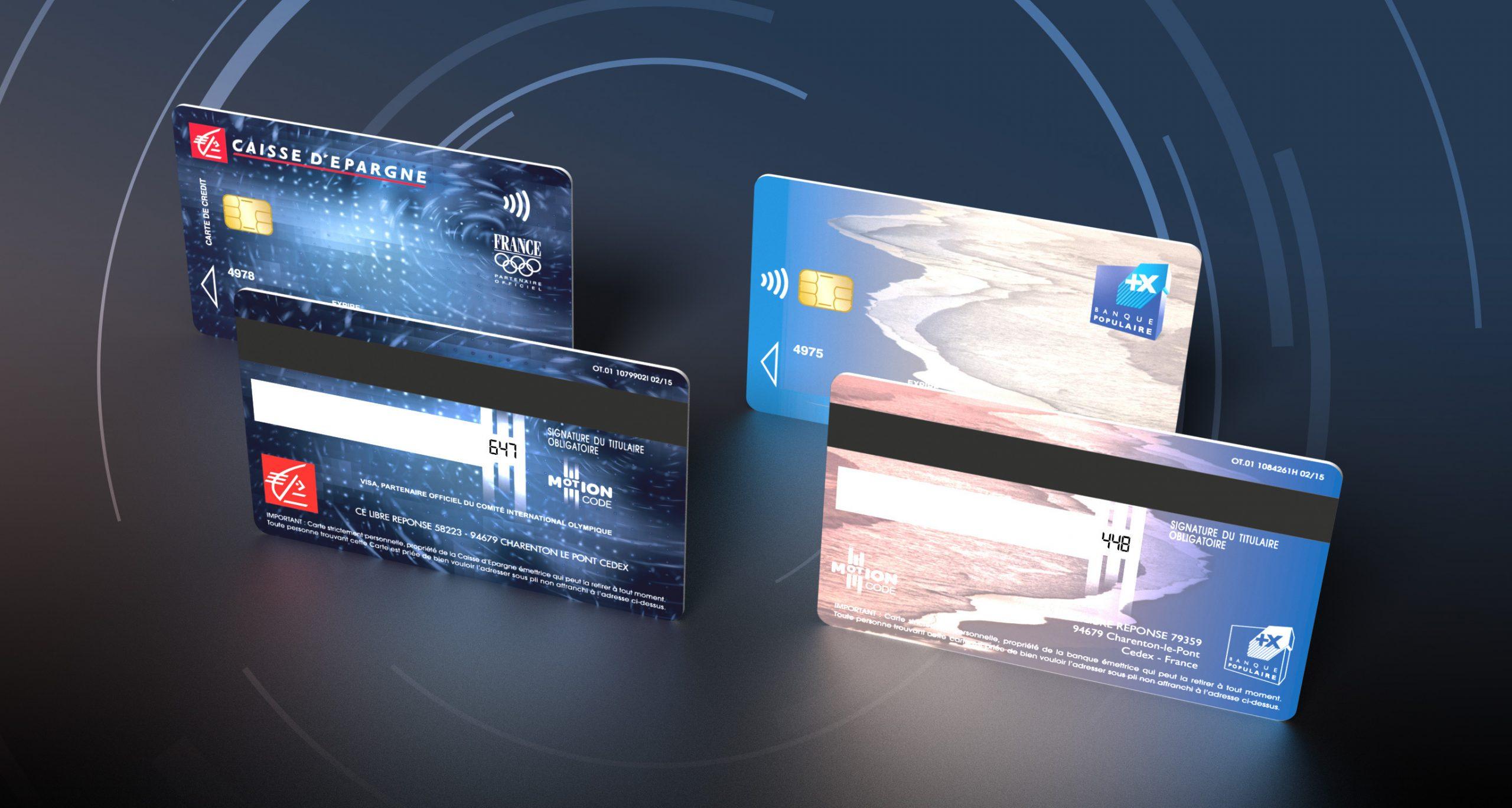 e carte bleue banque populaire